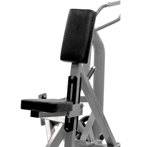 Fettle Fitness Iso Lateral Rowing