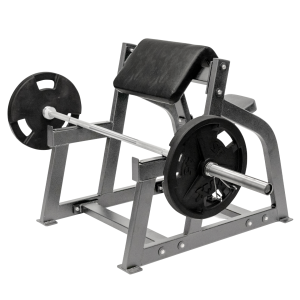 Fettle Fitness Preacher Curl Bench