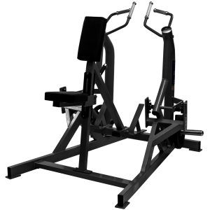 Fettle Fitness ISO Lateral Rowing - Black
