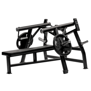 Fettle Fitness ISO Lateral Horizontal Bench Press - Black