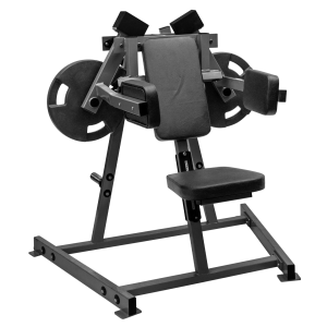 Fettle Fitness Lat Raise - Black