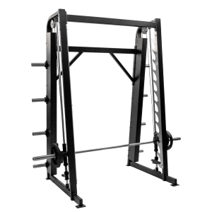 Fettle Fitness Smith Machine - Black