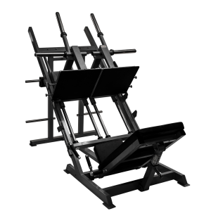 Fettle Fitness Ultimate Leg Press - Black