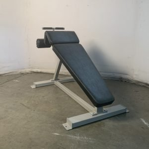 Fettle Fitness Fixed Abdominal 30 Degree Bench