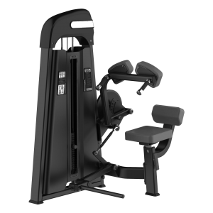 Fettle Fitness Selectorized Ab Crunch