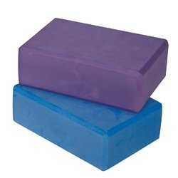 Yoga Block 3 in. Purple