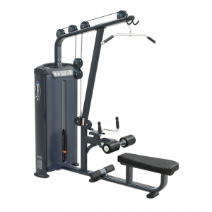 Fettle Fitness Lat Pull Down Seated Row