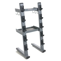 Cable Accessory Rack grey