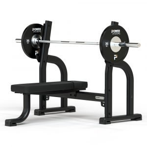 Power Systems Sierra Olympic Flat Bench