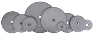 1.25Lb Troy USA Gray Regular Plate - R-001