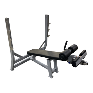 Fettle Fitness Olympic Decline Bench