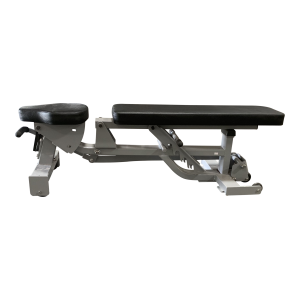 Fettle Fitness Adjustable bench with lock function