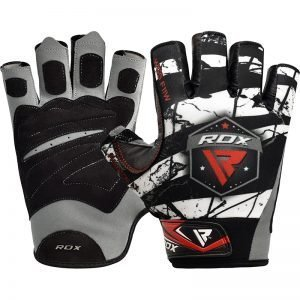 RDX Gym Gloves Sumblimation F11