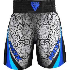 RDX Boxing Shorts Satin R2