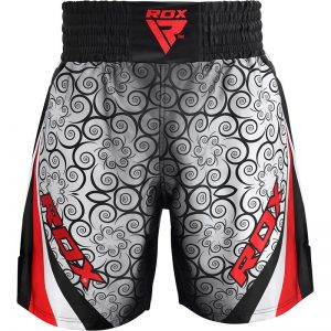RDX Boxing Shorts Satin R1
