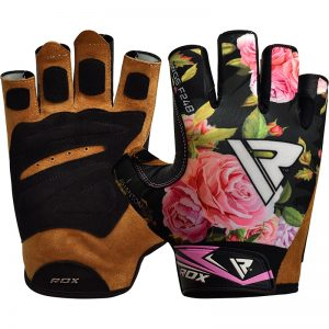 RDX Gym Gloves Ladies Sumblimation F24