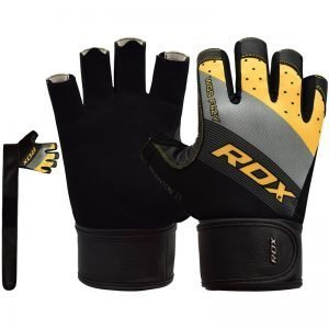 RDX Gym Gloves Sumblimation F42