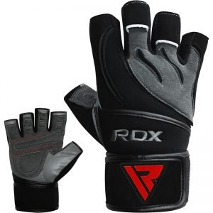 RDX Gym Glove Leather