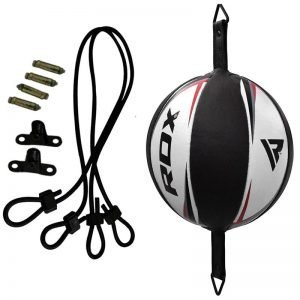 RDX Speed Double End Ball Multi  With Pro Rope