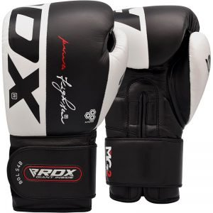 RDX Boxing Gloves Leather S4