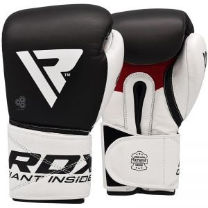 RDX Boxing Gloves Leather S5