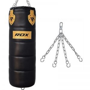 RDX Punch Bag Leather