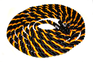 "Troy VTX 1.5"" 40Ft Black - ROPE1-40G"