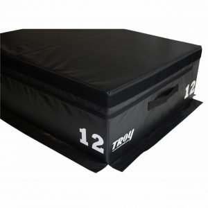 """6"""" To 24"""" Troy Foam Stackable PLO Box - T-PLYO-PAC"""